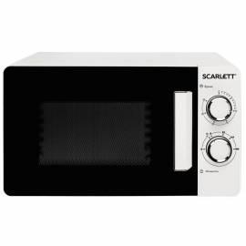Микроволновая печь Scarlett SC-MW9020S03M, 20л, механическое управление