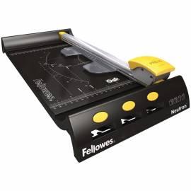 """Резак роликовый A4 Fellowes """"Neutron Plus"""" 320мм до 10 листов, металлическое основание"""