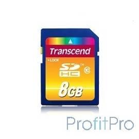 SecureDigital 8Gb Transcend TS8GSDHC10 SDHC Class 10