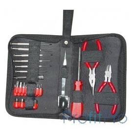 Gembird TK-HOBBY(C) Набор инструментов (31 предмет)