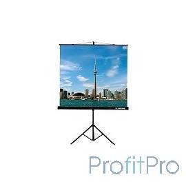 Lumien Eco View LEV-100103 Экран на треноге 200x200 см 1:1 напольный рулонный