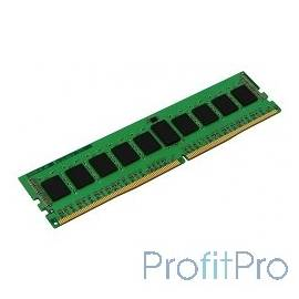 Kingston DDR4 DIMM 16GB KVR24E17D8/16 PC4-19200, 2400MHz, ECC, CL17