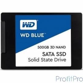 WD SSD 500Gb WDS500G2B0A SATA 3.0