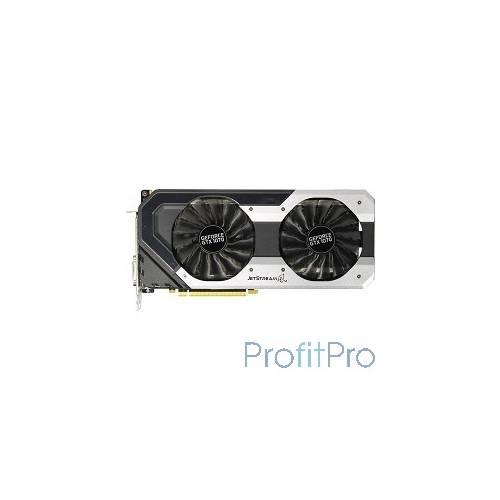 PALIT GeForce GTX1070 JETSTREAM / 8GB GDDR5 256bit / DVI-D
