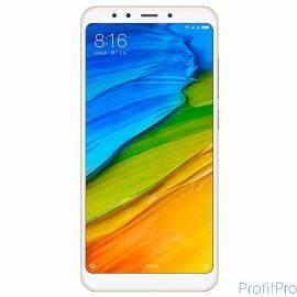 "Xiaomi Redmi 5 2Gb/16Gb Gold monoblock 3G 4G 2Sim 5"" 1440x720 Andr 12Mpix Процессор - Qualcomm Snapdragon 450, 1800 МГц"