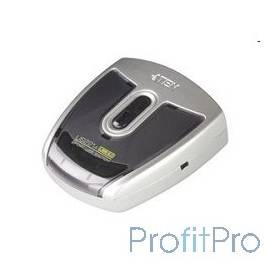 ATEN US221A-A(7) KVM-переключатель, USB, 2 1 устройства/порта/port, с 1 шнуром AB Male, (USB 2.0)