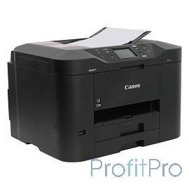 МФУ струйный Canon Maxify MB2740 (0958C007) A4 Duplex WiFi USB RJ-45 черный