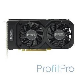 PALIT GeForce GTX1050Ti Dual OC 4G nVidia RTL GTX1050TI 4096Mb 128bit GDDR5 [NE5105TS18G1-1071D]