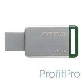 Kingston USB Drive 16Gb DT50/16GB USB3.1
