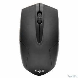 Exegate EX269648RUS Беспроводная мышь Exegate SR-9022 black, optical, 3btn/scroll, 1000dpi, USB Color box