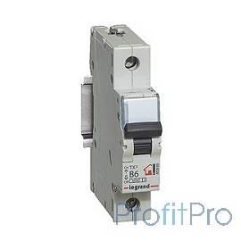 Legrand 404028 Автоматический выключатель TX3 1 фаза 16A 1М (Тип C) 6 kA