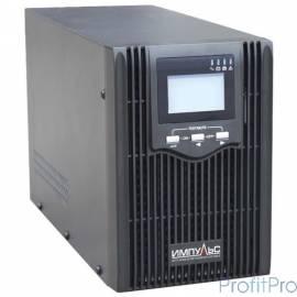 Импульс ИБП Юниор ПРО 1 1000 ВА/800 Вт, LCD, USB, RJ-45/RJ-11, слот для SNMP, АКБ 2х7Ач, IEC-C13 + SCHUKOx2,черный 00-КБ002710