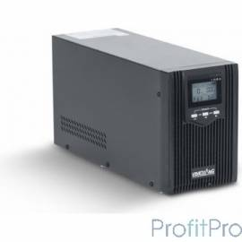Импульс ИБП Юниор ПРО 2 2000 ВА/1600 Вт, LCD, USB, RJ-45/RJ-11, слот для SNMP, АКБ 3х9Ач, IEC-C13 + SCHUKOx2,черный 00-КБ00280