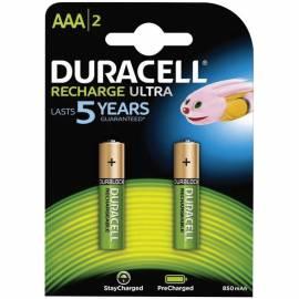 Аккумулятор HR03 Duracell 850mAh 2BL