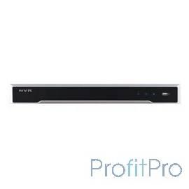 HIKVISION DS-7616NI-K2 16-ти канальный IP-видеорегистратор Видеовход: 16 каналов аудиовход: двустороннее аудио 1 канал RCA виде
