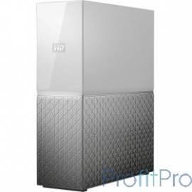 "Western Digital WDBVXC0060HWT-EESN Сетевое хранилище My Cloud Home 6ТБ 3,5"" LAN NAS (G1C)"