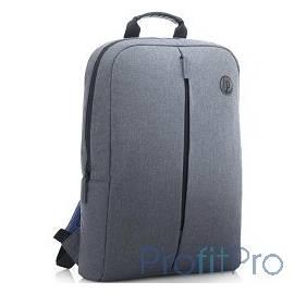 HP [K0B39AA] Рюкзак 15.6 Essential Steel Backpack