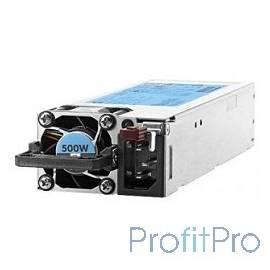 Блок питания HP 500W FS Plat Ht Plg Pwr Supply Kit (720478-B21 / 754377-001)