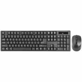 """Комплект клавиатура + мышь беспроводной Defender """"C-915"""", черный"""