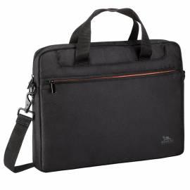 """Сумка для ноутбука 13,3"""" RivaCase 8023, полиэстер, черный, 365*280*50мм"""