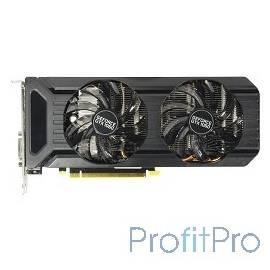 PALIT GeForce GTX1060 DUAL RTL GeForce GTX1060 Dual 3GB 192bit GDDR5 DVI, HDMI, 3xDP [PA-GTX1060 Dual 3G][NE51060015F9-1061D]