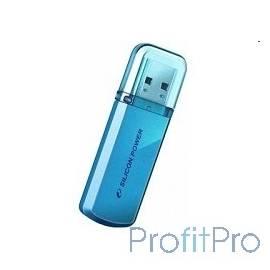 Silicon Power USB Drive 16Gb Helios 101 SP016GBUF2101V1B USB2.0, Blue