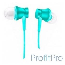 Xiaomi Mi In-Ear Headfones Basic Blue/голубой [ZBW4358TY]