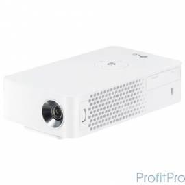 LG PH30JG Белый [PH30JG.ARUZ] DLP, LED, 720p 1280x720, 250Lm, 100000:1, HDMI, MHL, USB, USB Type-C, 1x1W speaker, WiFi, Bluetoo