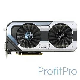 PALIT GeForce GTX1080 Super JetStream / 8GB GDDR5X 256bit / DVI-D, HDMI, 3xDisplayPort / PA-GTX1080 Super Jetstream 8G / RTL [N