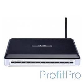 D-Link DVA-G3672B/RU/D Беспроводной маршрутизатор ADSL2+ с 2 FXS-портами, 1 PSTN-портом (lifeline) и USB-портом