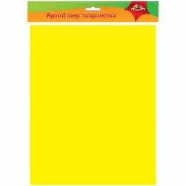 Фетр Апплика, 50*70см, желтый, 1мм