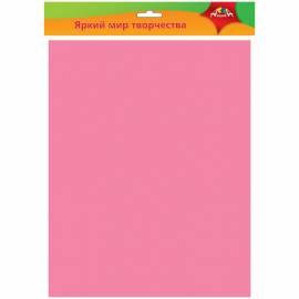 Фетр Апплика, 50*70см, розовый, 1мм