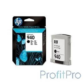 HP C4902A Картридж №940, Black Officejet Pro 8000/8500, Black (22ml)