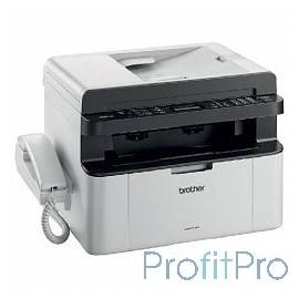 Brother MFC-1815R, A4, 16Мб, 20стр/мин, GDI, факс, трубка, ADF10, USB, лоток 150л, старт.картридж 1000стр (МФУ)
