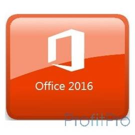 GZA-00924 Microsoft Office Mac Home and Student 2016 Russian Russia Only Medialess No Skype P2 (replace GZA-00585)