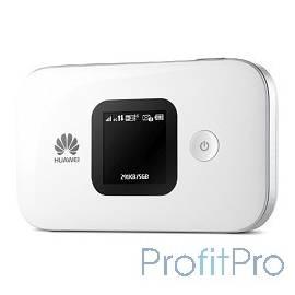 HUAWEI 51071JPG Модем E5577Cs-321 2G/3G/4G USB Wi-Fi Firewall внешний белый