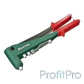 """Заклепочник KRAFTOOL """"MaxKraft"""" для заклёпок d2,4 / 3,2 / 4,0 / 4,8 мм - алюминий и сталь, d2,4 / 3,2 / 4,0 - нерж. сталь, с л"""