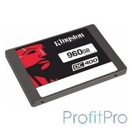 Kingston SSD 960GB DC400 SEDC400S37/960G SATA3.0