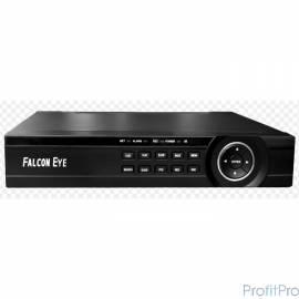 Falcon Eye FE-2216MHD 16-ти канальный гибридный(AHD,TVI,CVI,IP,CVBS) регистратор Видеовыходы: VGAHDMI Видеовходы: 16xBNCРазреше