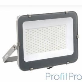 Iek LPDO701-200-K03 Прожектор СДО 07-200 светодиодный серый IP65 IEK