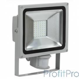 Iek LPDO502-30-K03 Прожектор СДО 05-30Д(детектор)светодиодный серый SMD IP44 IEK