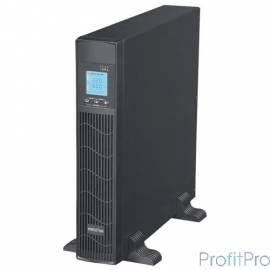 Импульс ИБП Юниор ПРО 1000 R/T 1000 ВА/800 Вт, LCD, USB, RJ-45/RJ-11, слот для SNMP, АКБ 2х7Ач, IEC-C13x3,черный