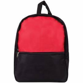 """Рюкзак ArtSpace """"Simple Plus"""" 37,5*29*12см, 1 отделение, 1 карман, уплотненная спинка, черный"""