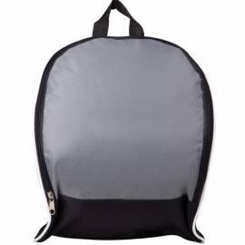 """Рюкзак ArtSpace """"Simple Basic"""" 34*28*9см, 1 отделение, серый"""