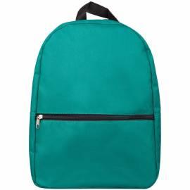 """Рюкзак ArtSpace """"Simple"""" 37*27*10см, 1 отделение, 1 карман, зеленый"""