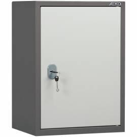 Шкаф бухгалтерский Aiko SL-65Т, 630*460*340, ключевой замок, трейзер