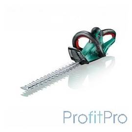 Bosch AHS 45-26 [0600847E00] Кусторез 45 см 550 Вт 26мм 3,5 кг 50 Нм мягкие накладки, защитный наконечник