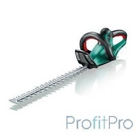 Bosch AHS 55-26 [0600847G00] Кусторез 55 см 600 Вт 26мм 3,6 кг 50 Нм мягкие накладки, защитный наконечник