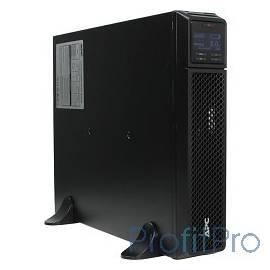 APC Smart-UPS SRT SRT2200XLI Black On-Line, 2200VA / 1980W, Tower, IEC, LCD, Serial+USB
