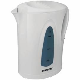 Чайник электрический Scarlett SC-EK14E01, 1,7л, 2200Вт, пластик